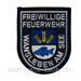 Deutsches Abzeichen Freiwillige Feuerwehr - Wansleben am See