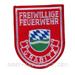 Deutsches Abzeichen Freiwillige Feuerwehr - Grabitz