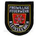 Deutsches Abzeichen Freiwillige Feuerwehr - Kleinseebach