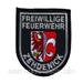 Deutsches Abzeichen Freiwillige Feuerwehr - Zehdenick