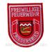 Deutsches Abzeichen Freiwillige Feuerwehr - Friedersried
