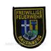 Deutsches Abzeichen Freiwillige Feuerwehr - Rauenberg