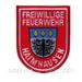 Deutsches Abzeichen Freiwillige Feuerwehr - Haimhausen