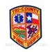 US Feuerwehr Abzeichen - Tri County
