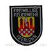 Deutsches Abzeichen Freiwillige Feuerwehr - Iserlohn