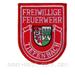 Deutsches Abzeichen Freiwillige Feuerwehr - Tiefenbach