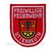 Deutsches Abzeichen Freiwillige Feuerwehr - Uttenreuth