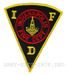 US Abzeichen Firefighter - Indianapolis