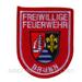 Deutsches Abzeichen Freiwillige Feuerwehr - Brunn