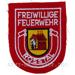 Deutsches Abzeichen Freiwillige Feuerwehr - Rosstal