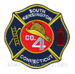 US Abzeichen Firefighter - South Kensington