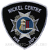 US Feuerwehr Abzeichen - NICKEL CENTRE FIRE DEPT.