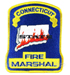 US Abzeichen Firefighter - Connecticut