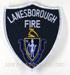 US Abzeichen Firefighter - Lanesborough Fire