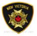 US Feuerwehr Abzeichen - NEW VICTORIA