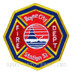 US Abzeichen Firefighter - Boyne City Station 51