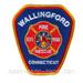 US Feuerwehr Abzeichen - Wallingford 1868