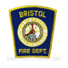 US Abzeichen Firefighter - Bristol