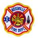 US Abzeichen Firefighter - Rossville