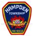 US Abzeichen Firefighter - Hampden Township