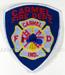 US Abzeichen Firefighter - Carmel