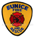 US Abzeichen Firefighter - Enuice Fire