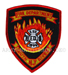 US Abzeichen Firefighter - South Nj River
