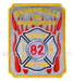 US Abzeichen Firefighter - Sharpsville 1899