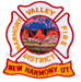 US Abzeichen Firefighter - New Harmony Ut