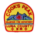 US Abzeichen Firefighter - Cook's Peak
