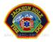 US Abzeichen Firefighter - Jackson Hole