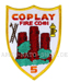 US Abzeichen Firefighter - Coplay fire co
