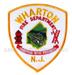US Abzeichen Firefighter - Wharton