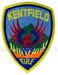 US Abzeichen Firefighter - Kentfield