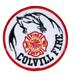 US Abzeichen Firefighter - Colvill fire