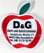 Aufnäher,D&G