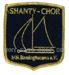 Aufnäher SHANTY- CHOR