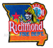 US Abzeichen Firefighter - Richmond