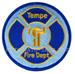 US Abzeichen Firefighter - Tempe