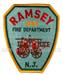 US Abzeichen Firefighter - Ramsey 1898