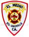 US Abzeichen Firefighter - EL Medio