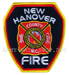 US Abzeichen Firefighter - New Hanover