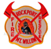 US Abzeichen Firefighter - Rockport Mt.Willow