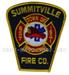 US Abzeichen Firefighter - Summitville