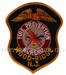 US Feuerwehr Abzeichen - Bureau Wood-Ridge