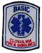US Abzeichen Feuerwehr - Basic