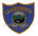 US Abzeichen Firefighter - Leavenworth