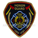 US Abzeichen Firefighter - Honor Guard