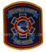US Abzeichen Firefighter - Escambia County