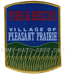 US Abzeichen Firefighter - Village of Pleasant Prairie